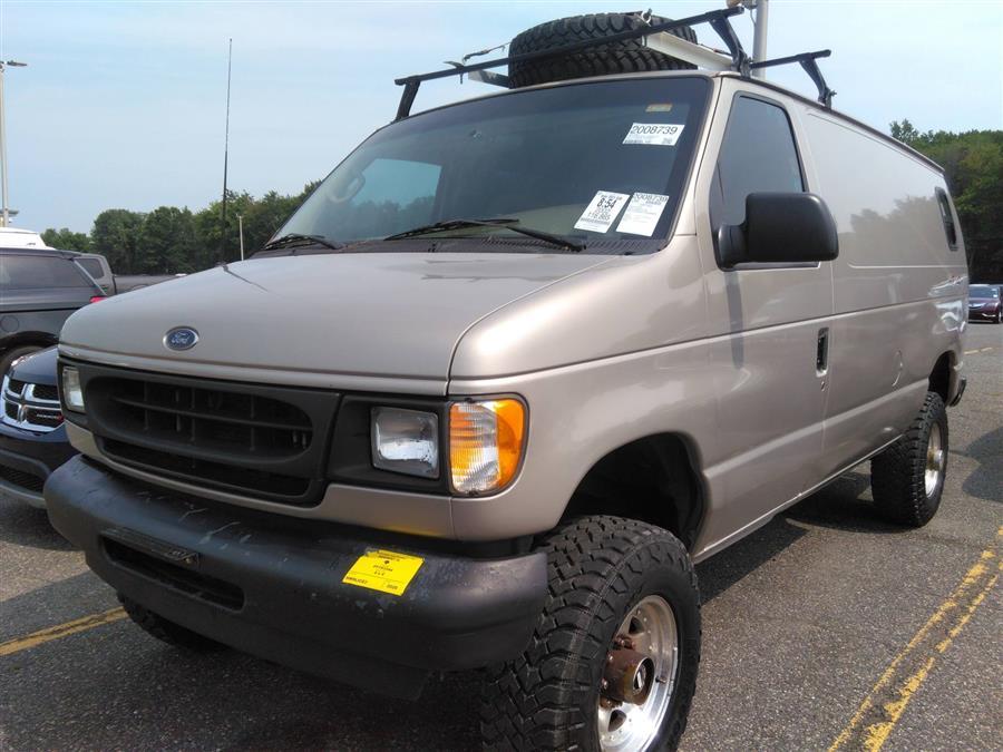 Used Ford Econoline Cargo Van E-250 2002 | Raymonds Cars Inc. Corona, New York