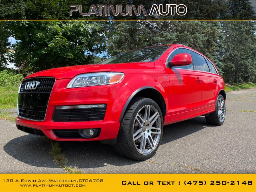 Used 2009 Audi Q7 in Waterbury, Connecticut | Platinum Auto Care. Waterbury, Connecticut
