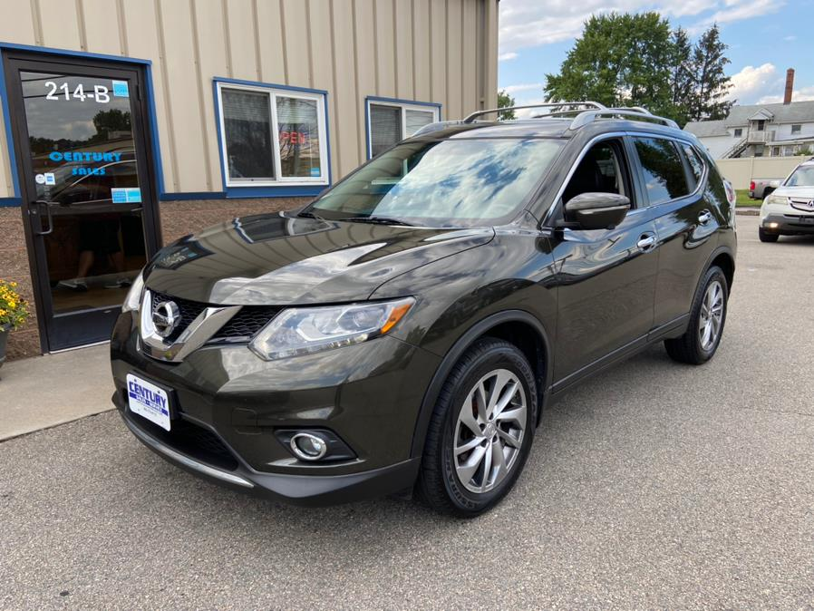 Used 2014 Nissan Rogue in East Windsor, Connecticut | Century Auto And Truck. East Windsor, Connecticut