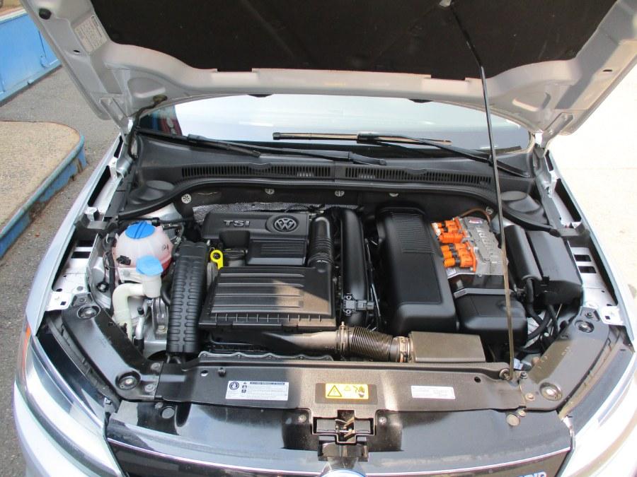 Used Volkswagen Jetta Sedan 4dr Auto Hybrid SE 2013 | Cos Central Auto. Meriden, Connecticut
