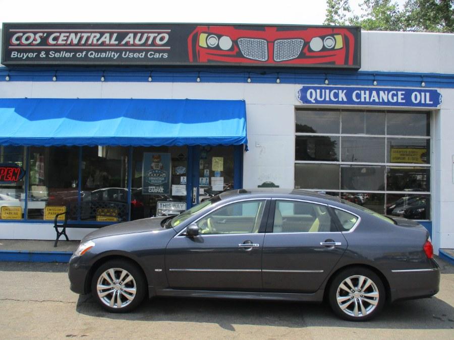 Used 2008 Infiniti M35 in Meriden, Connecticut | Cos Central Auto. Meriden, Connecticut