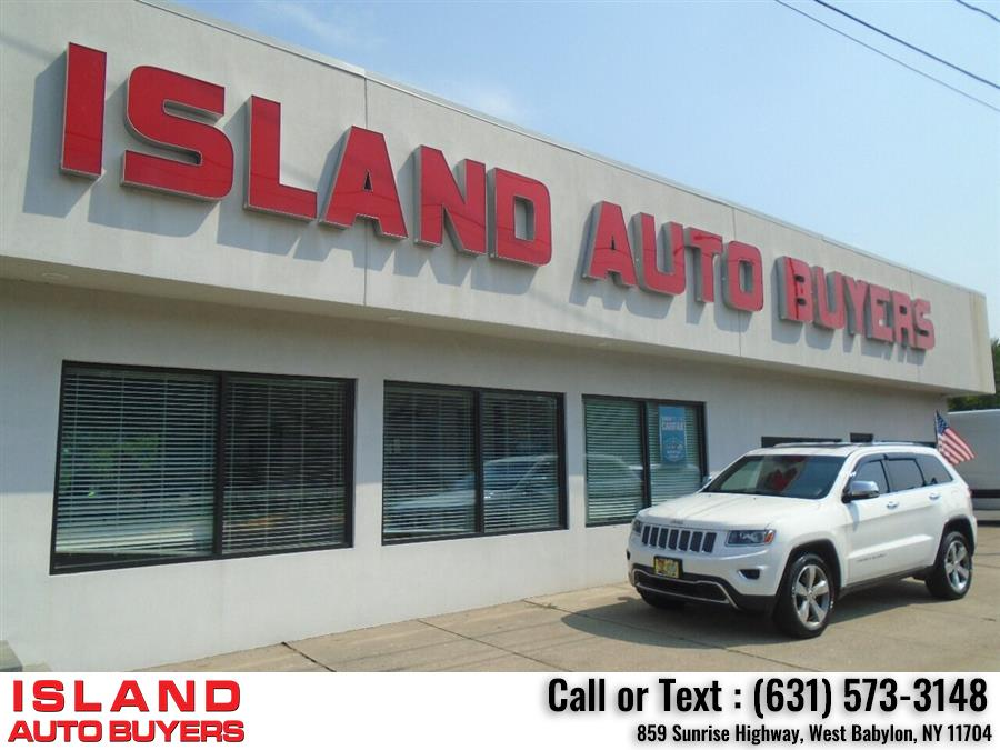 Used Jeep Grand Cherokee Limited 4x4 4dr SUV 2014 | Island Auto Buyers. West Babylon, New York