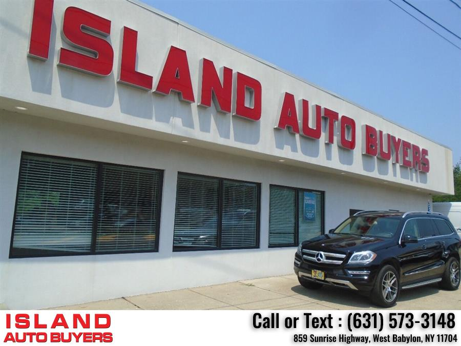 Used Mercedes-benz Gl-class GL 450 4MATIC AWD 4dr SUV 2014 | Island Auto Buyers. West Babylon, New York