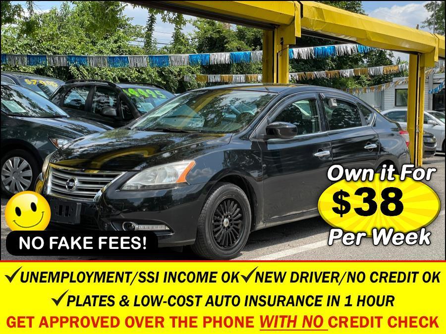 Used 2015 Nissan Sentra in Rosedale, New York | Sunrise Auto Sales. Rosedale, New York