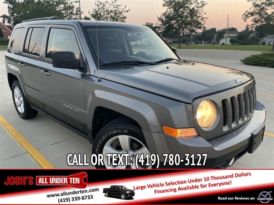 Used 2012 Jeep Patriot in Elida, Ohio | Josh's All Under Ten LLC. Elida, Ohio