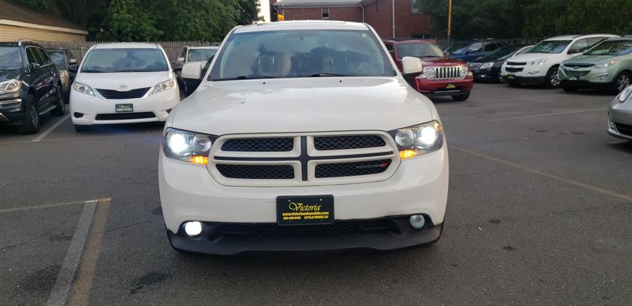 Used Dodge Durango AWD 4dr R/T 2012   Victoria Preowned Autos Inc. Little Ferry, New Jersey