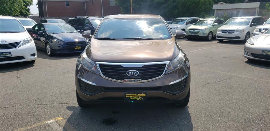 Used Kia Sportage AWD 4dr LX 2012   Victoria Preowned Autos Inc. Little Ferry, New Jersey