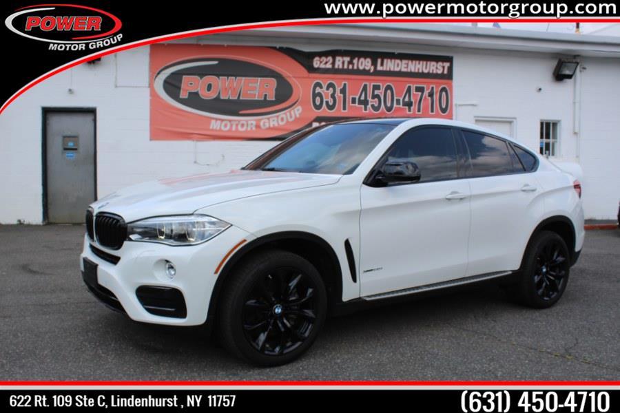 Used BMW X6 AWD 4dr xDrive50i 2015   Power Motor Group. Lindenhurst, New York
