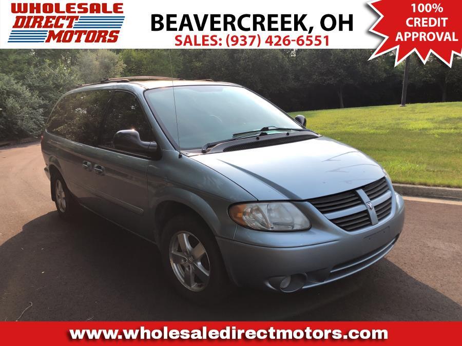 Used Dodge Caravan 4dr Grand SXT 2005 | Wholesale Direct Motors. Beavercreek, Ohio