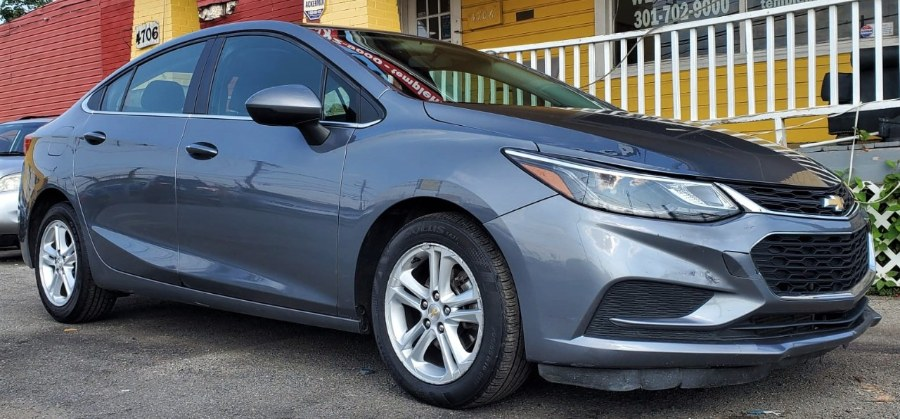 Used 2018 Chevrolet Cruze in Temple Hills, Maryland | Temple Hills Used Car. Temple Hills, Maryland