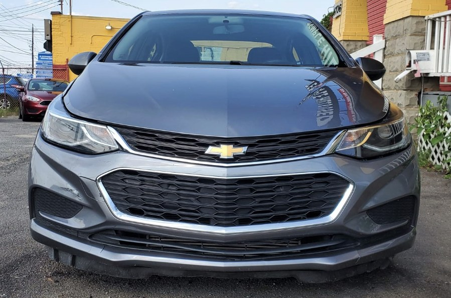 Used Chevrolet Cruze 4dr Sdn 1.4L LT w/1SD 2018 | Temple Hills Used Car. Temple Hills, Maryland