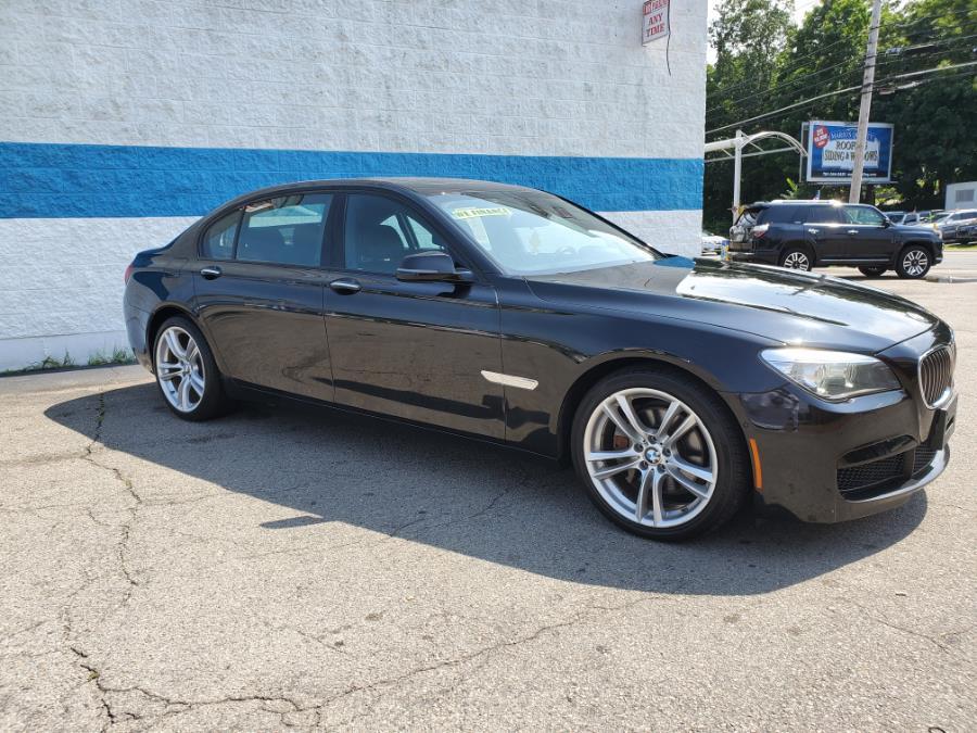 Used 2015 BMW 7 Series in Brockton, Massachusetts | Capital Lease and Finance. Brockton, Massachusetts