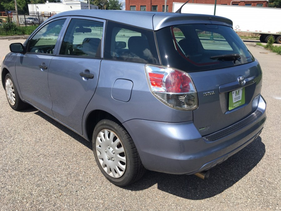 Used Toyota Matrix 5dr Wgn Auto STD 2007 | MACARA Vehicle Services, Inc. Norwich, Connecticut