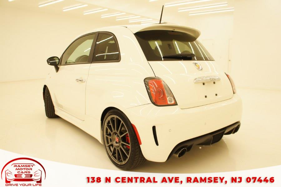 Used FIAT 500 2dr HB Abarth 2014 | Ramsey Motor Cars Inc. Ramsey, New Jersey