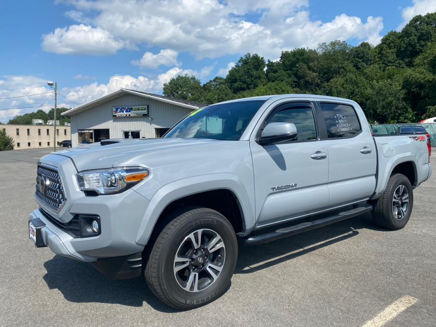 Used Toyota Tacoma TRD Sport Double Cab 5'' Bed V6 4x4 MT (Natl) 2018 | Tru Auto Mall. Berlin, Connecticut