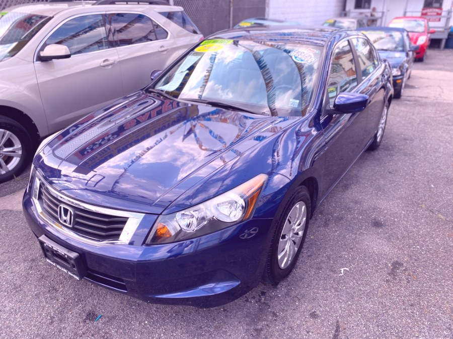 Used 2009 Honda Accord Sdn in Middle Village, New York   Middle Village Motors . Middle Village, New York