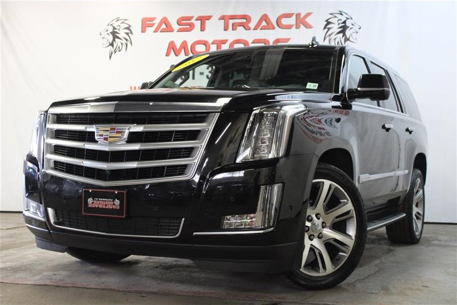 Used Cadillac Escalade LUXURY 2017   Fast Track Motors. Paterson, New Jersey