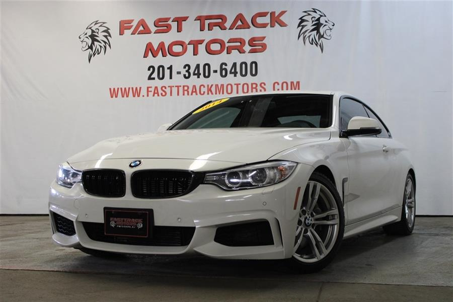 Used BMW 435 I 2014 | Fast Track Motors. Paterson, New Jersey