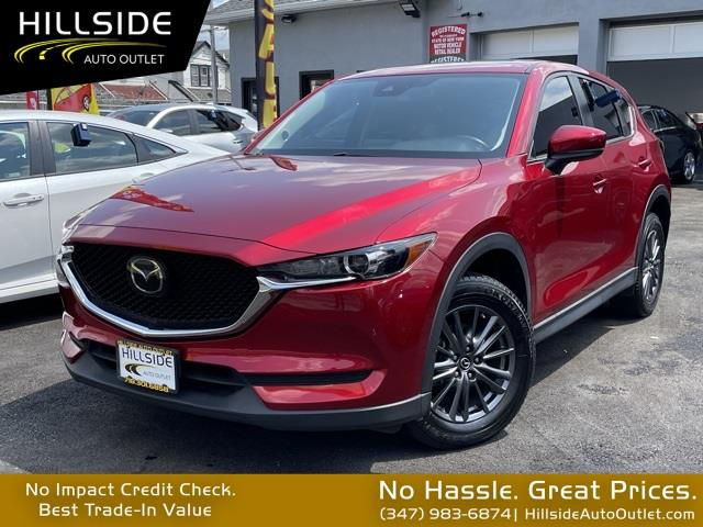 Used Mazda Cx-5 Touring 2019   Hillside Auto Outlet. Jamaica, New York