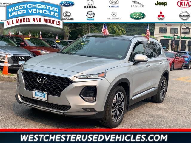Used Hyundai Santa Fe Ultimate 2.0 2019 | Westchester Used Vehicles. White Plains, New York