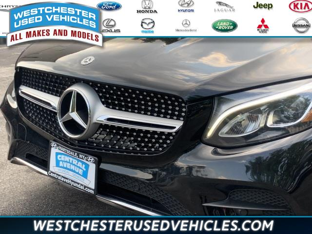 Used Mercedes-benz Glc GLC 300 Coupe 2017   Westchester Used Vehicles. White Plains, New York