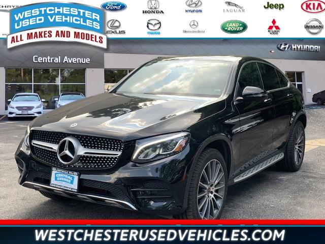 Used Mercedes-benz Glc GLC 300 Coupe 2017 | Westchester Used Vehicles. White Plains, New York