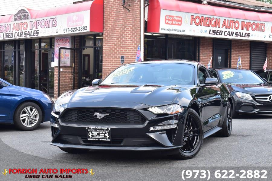 Used 2018 Ford Mustang in Irvington, New Jersey | Foreign Auto Imports. Irvington, New Jersey