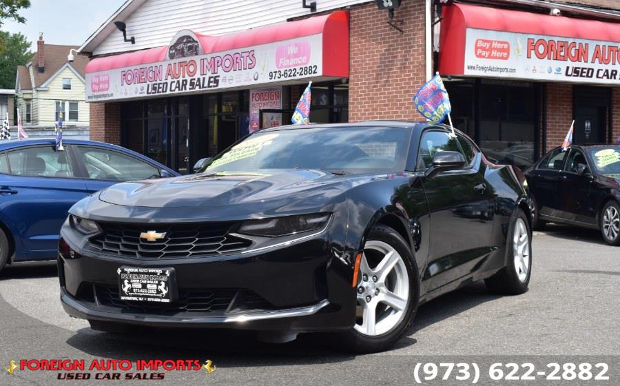 Used 2020 Chevrolet Camaro in Irvington, New Jersey | Foreign Auto Imports. Irvington, New Jersey