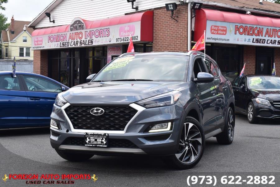 Used 2019 Hyundai Tucson in Irvington, New Jersey   Foreign Auto Imports. Irvington, New Jersey