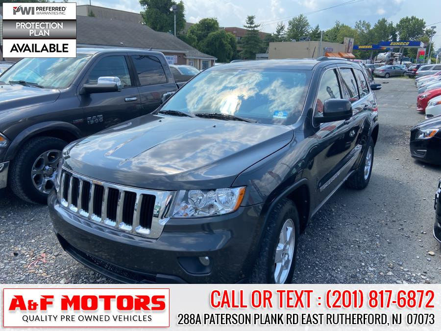 Used 2011 Jeep Grand Cherokee in East Rutherford, New Jersey | A&F Motors LLC. East Rutherford, New Jersey