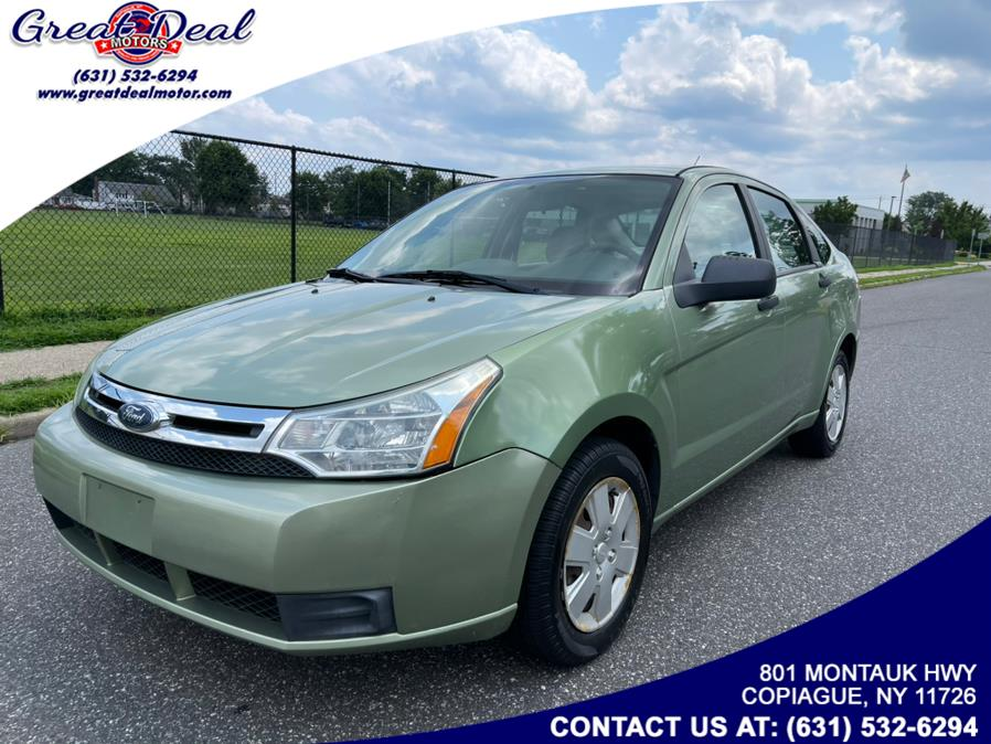 Used 2008 Ford Focus in Copiague, New York | Great Deal Motors. Copiague, New York