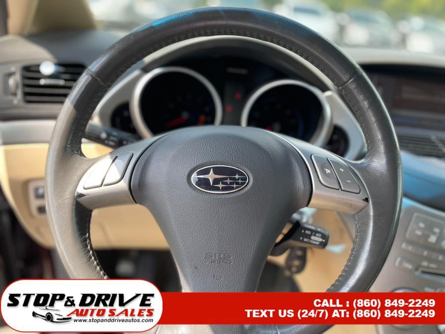 Used Subaru B9 Tribeca 7-Pass Beige Int 2006   Stop & Drive Auto Sales. East Windsor, Connecticut