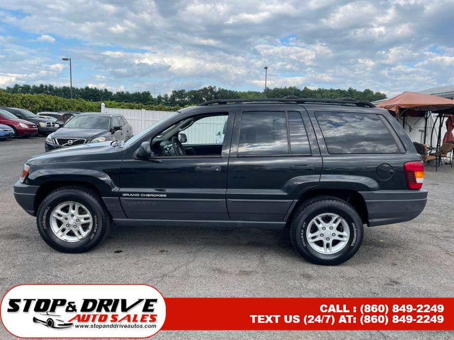 Used Jeep Grand Cherokee 4dr Laredo 4WD 2003   Stop & Drive Auto Sales. East Windsor, Connecticut