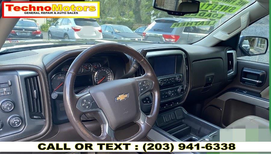 "Used Chevrolet Silverado 1500 4WD Crew Cab 153.0"" LTZ w/2LZ 2014   Techno Motors . Danbury , Connecticut"