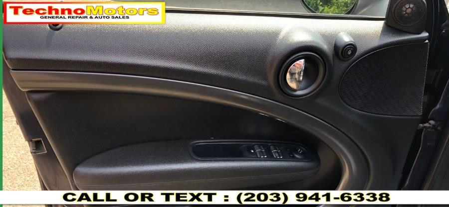 Used MINI Cooper Countryman AWD 4dr S ALL4 2013 | Techno Motors . Danbury , Connecticut