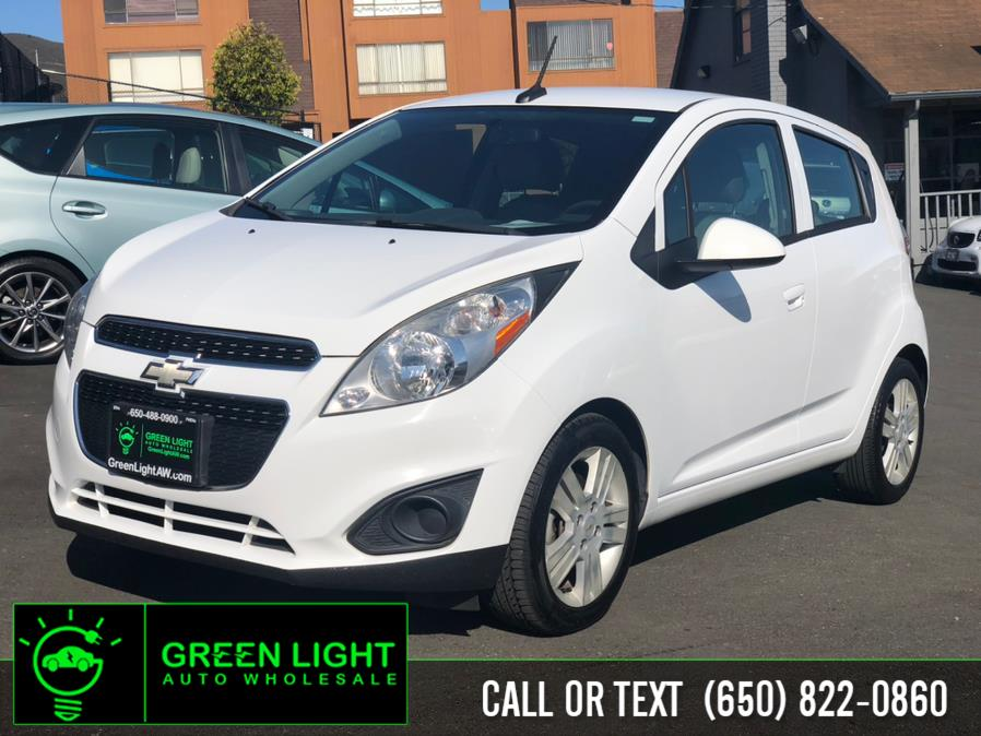Used Chevrolet Spark LT 2014 | Green Light Auto Wholesale. Daly City, California