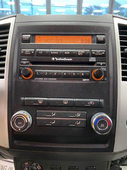 Used Nissan Xterra 4WD 4dr Auto Pro-4X 2012   POWER MOTORS EAST. Massapequa Park, New York
