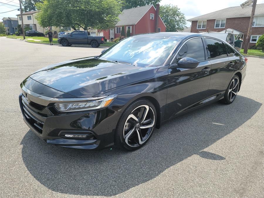 Used 2018 Honda Accord Sedan in Little Ferry, New Jersey | Daytona Auto Sales. Little Ferry, New Jersey