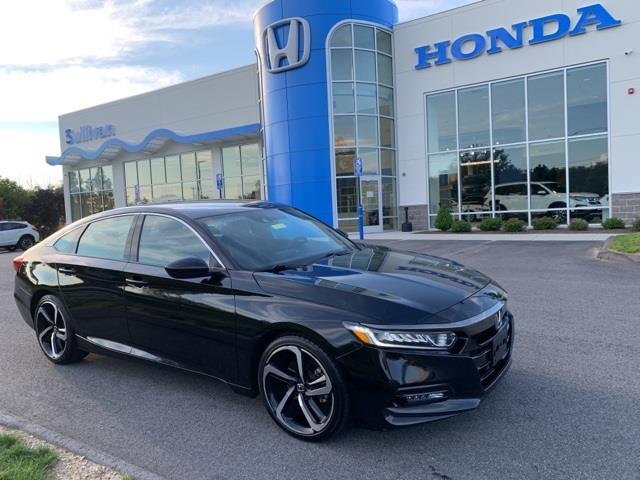 Used Honda Accord Sport 2018   Sullivan Automotive Group. Avon, Connecticut