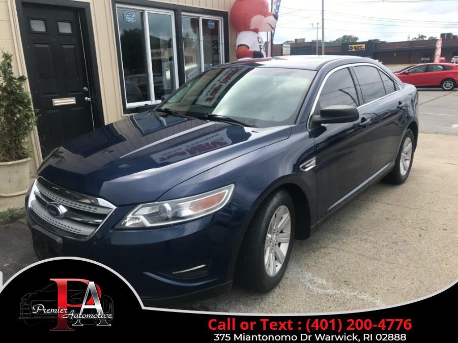 Used 2012 Ford Taurus in Warwick, Rhode Island | Premier Automotive Sales. Warwick, Rhode Island