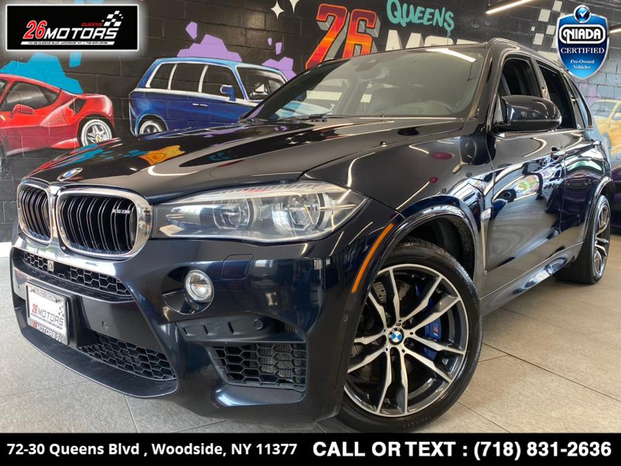 Used 2017 BMW X5 M in Woodside, New York | 26 Motors Queens. Woodside, New York