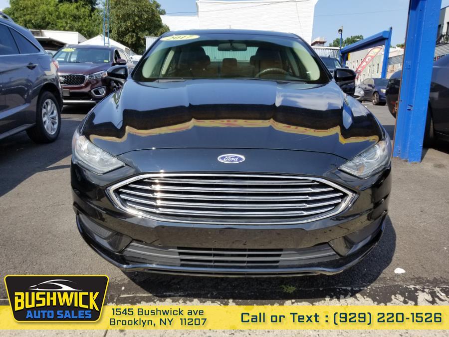 Used Ford Fusion SE FWD 2017 | Bushwick Auto Sales LLC. Brooklyn, New York