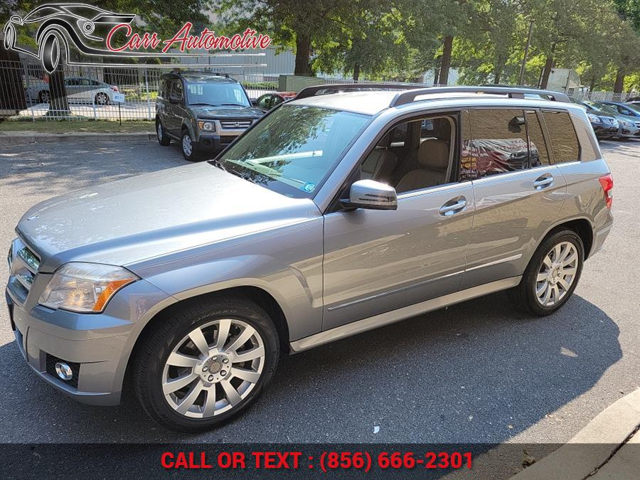 Used Mercedes-Benz GLK-Class 4MATIC 4dr GLK350 2012 | Carr Automotive. Delran, New Jersey
