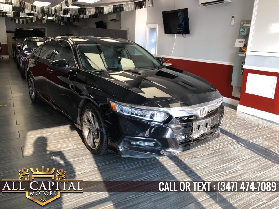 Used 2018 Honda Accord Sedan in Brooklyn, New York | All Capital Motors. Brooklyn, New York