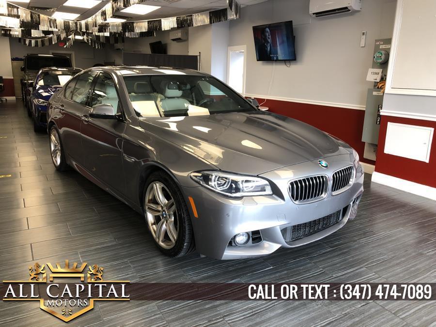 Used 2015 BMW 5 Series in Brooklyn, New York | All Capital Motors. Brooklyn, New York