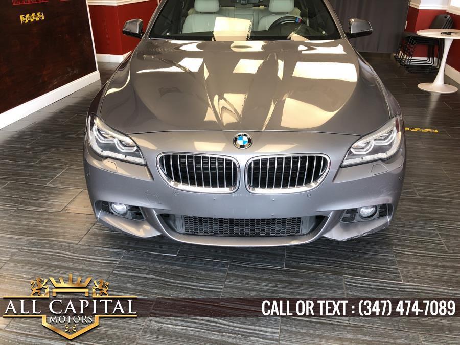 Used BMW 5 Series 4dr Sdn 535i xDrive AWD 2015 | All Capital Motors. Brooklyn, New York
