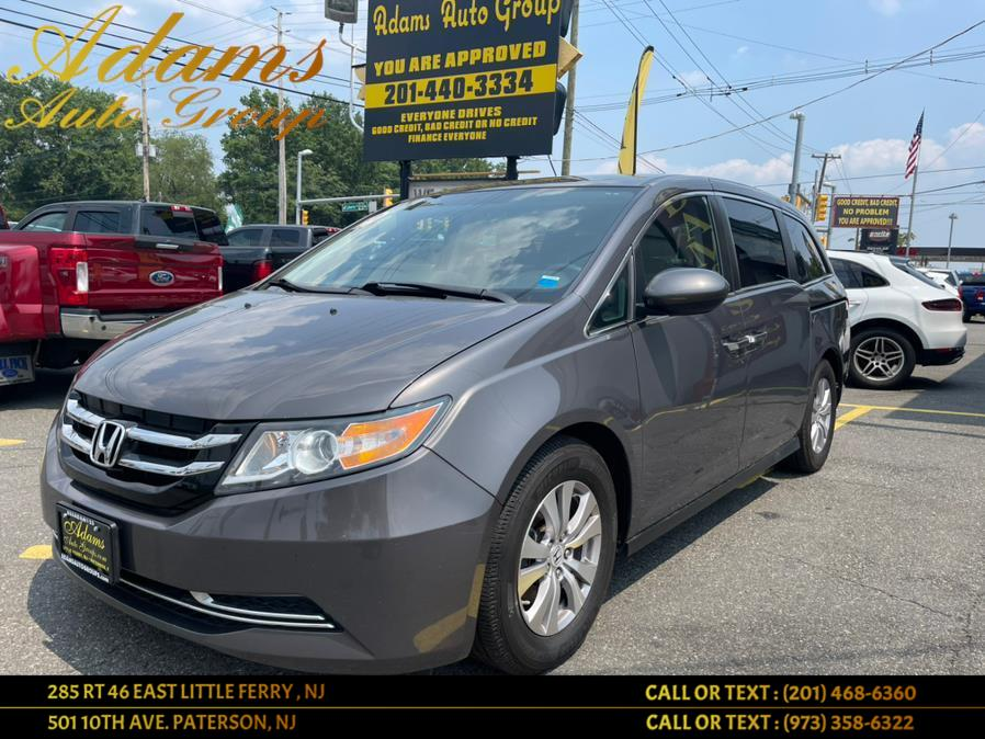 Used Honda Odyssey 5dr EX 2016 | Adams Auto Group . Little Ferry , New Jersey