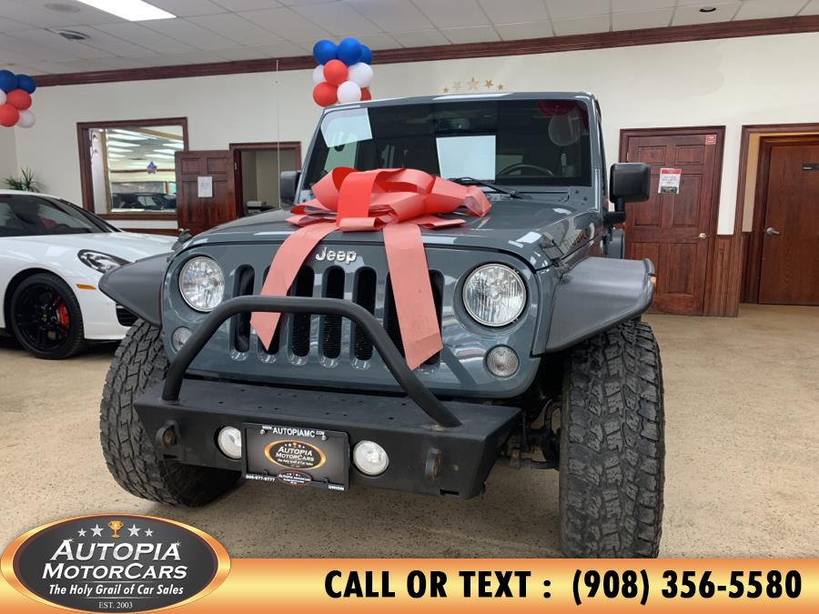 Used Jeep Wrangler Unlimited 4WD 4dr Rubicon 2014 | Autopia Motorcars Inc. Union, New Jersey