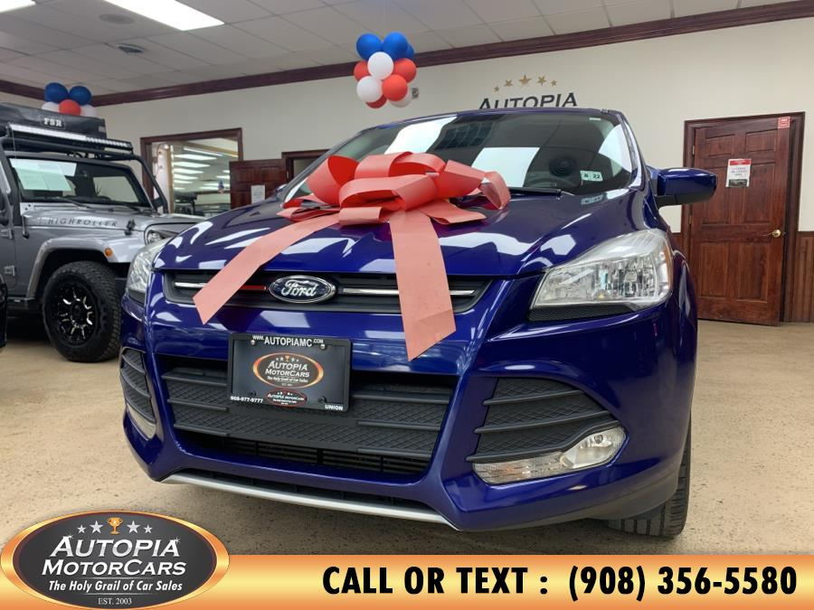 Used 2016 Ford Escape in Union, New Jersey | Autopia Motorcars Inc. Union, New Jersey