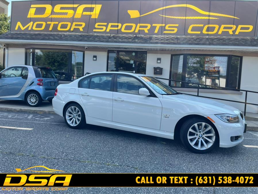 Used BMW 3 Series 4dr Sdn 328i xDrive AWD SULEV South Africa 2011 | DSA Motor Sports Corp. Commack, New York